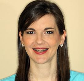 Buckhead dental team, Theresa Cloete with Dr. Todd Davis