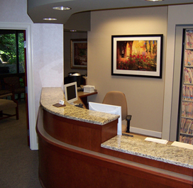 Meet the team at the Buckhead dental practice of Dr. Todd Davis