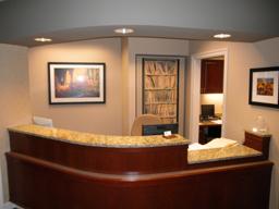 buckhead dentist dr todd davis - front office